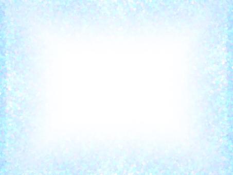 Glitter 30 (light blue frame)