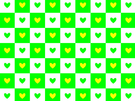 Block check + heart (green / yellow)