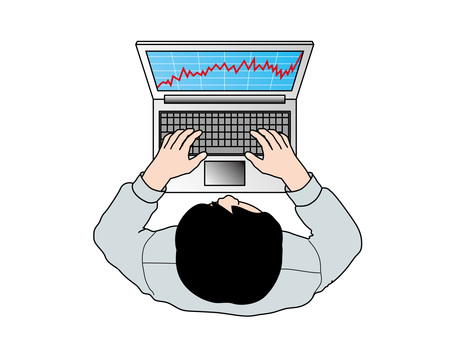 PC operation (130) male investor