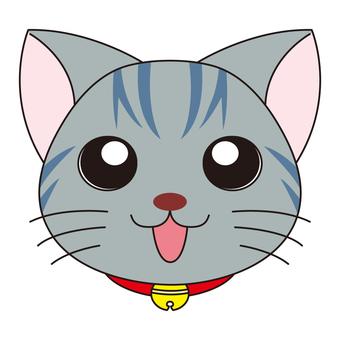 Cat (gray 2)