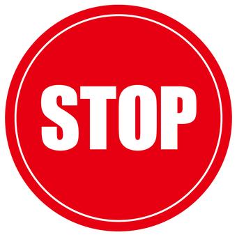 STOP / Stop
