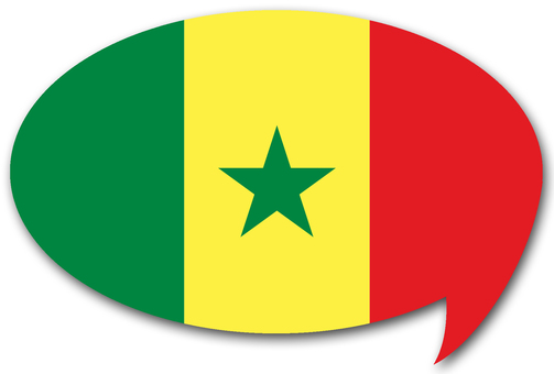 Flag of Senegal
