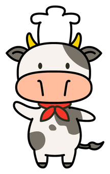 Cow's cow 2
