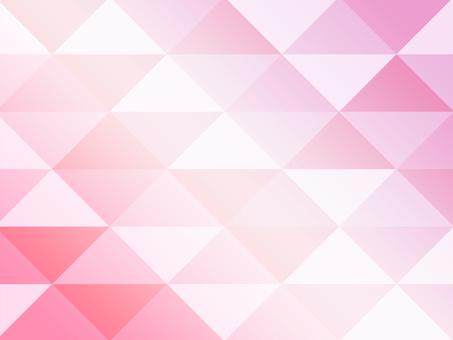 Texture triangular mosaic cherry