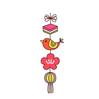 Hanging ornament 1