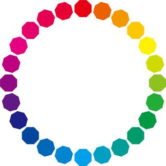 Color chart 2f