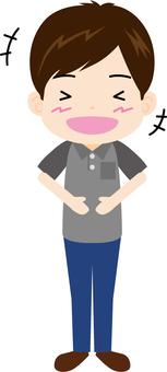 Male (Comedy)