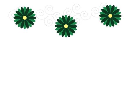 Japanese flower line