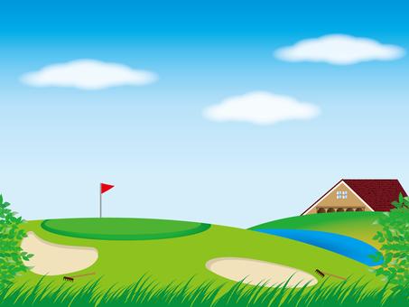 Golf course 02