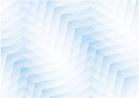 Geometric pattern (blue)