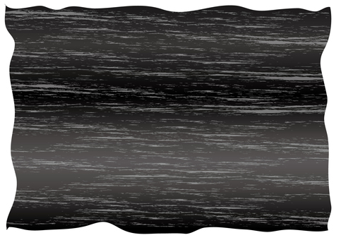 Signboard - Wood grain wind - black