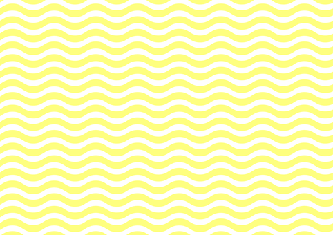Wave background (Yellow)