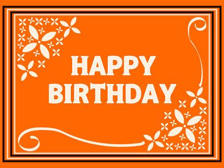 Birthday card 1