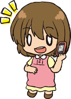 孕婦(電話1)