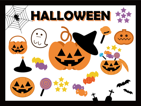 Halloween (material set)