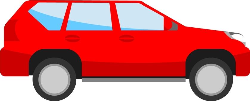 Cross-country car