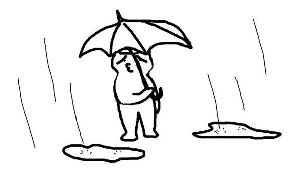 I do not want rain ~