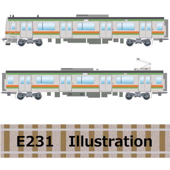 Series E231 Kawagoe ・ Hachik 高 Line