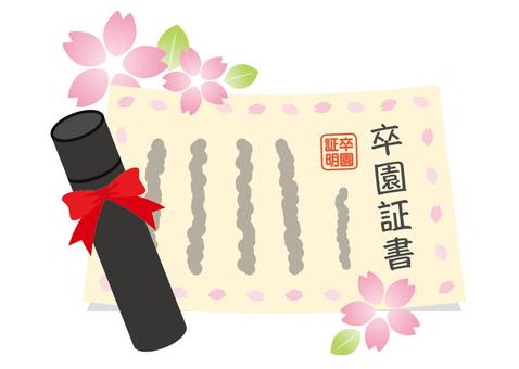 Graduation Certificate 01