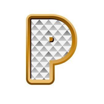 P (upper case)