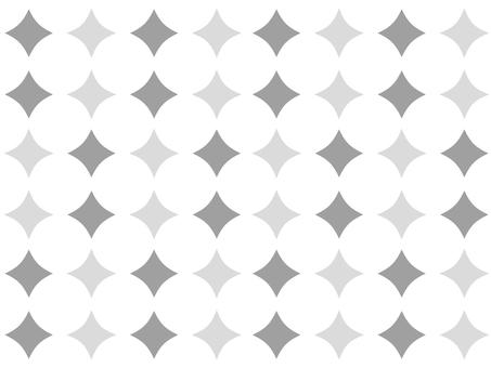 Gray glitter pattern