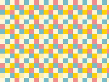 Colorful pattern ● pastel