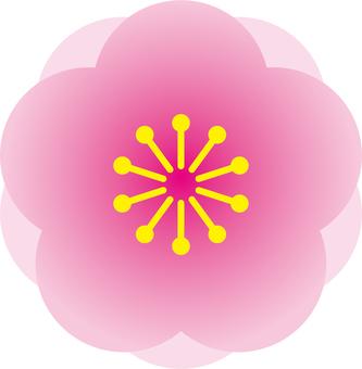 복숭아 꽃 (1)
