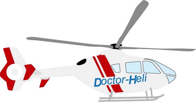 Doctor helicopter