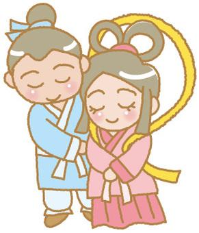 Orihime and Hikari 2