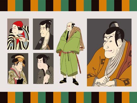 Ukiyo-e artist VOL.1