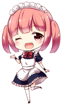 Akiba-style maid (guide)