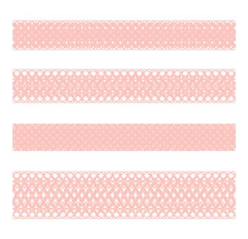 Lace ribbon 7