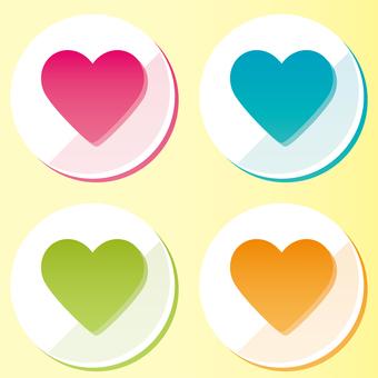 【Icon】 Heart 3