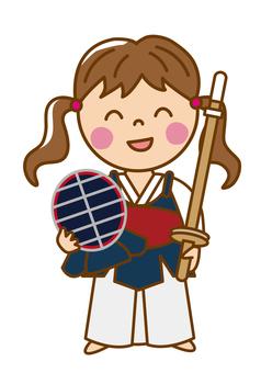 Kendo _ Girl