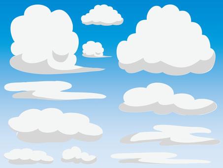 Cloud parts