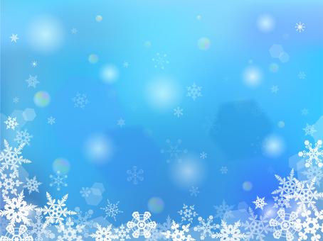 겨울 배경 -15