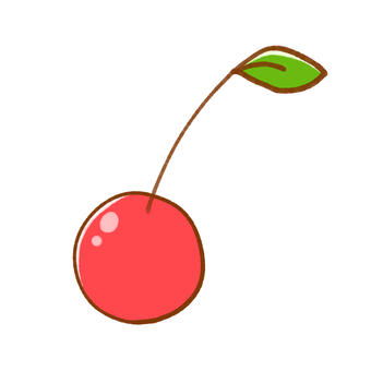 Cherries (one piece)