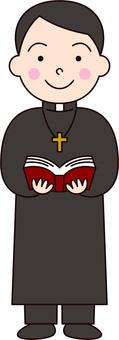 Priest _ 01 _ black _ no