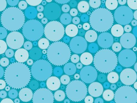 Gear pattern 5