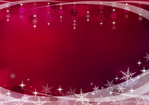 Winter material Christmas 53