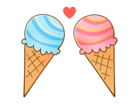 아이스크림 (두 / 러브)