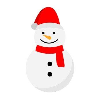 Xmas - Snowman 01
