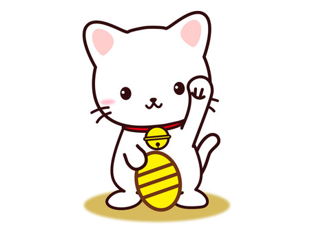 Mr. Neko (imitation cat)