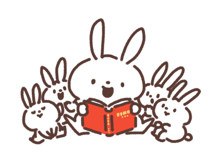 Rabbits and Books