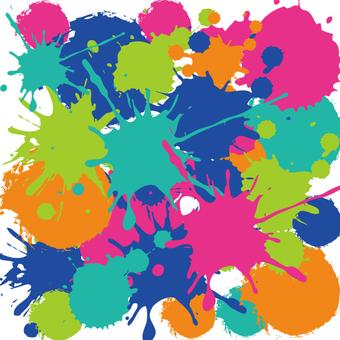 Ink scattering