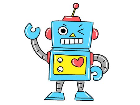 機器人[眨眼]