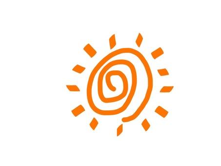 Line drawing solar