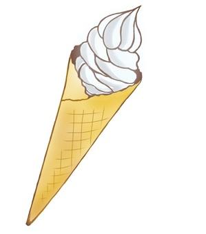 Soft cream (vanilla)