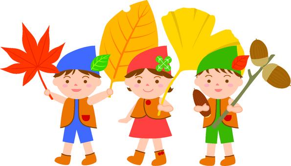 The autumn dwarfs