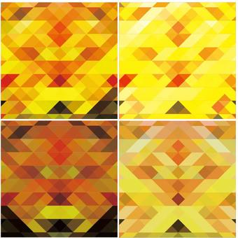 Polygon style background